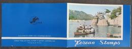 KOREAN Stamps - Jeux Olympiques Olympic Games - Pyongyang DPRK North Korea - Lake Samilpo - Timbres Corée Du Nord - Corée Du Nord