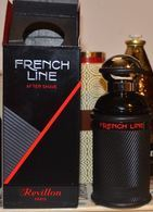 French Line Revillon – After Shave 125ml Vintage RARE Flacon Plein - Other