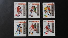 BUZIN - Rwanda : Timbres Numéro 1371/76 état Neuf - Rwanda