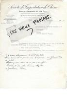 93 - Seine-st-denis - PANTIN - Facture RAUSCHER - Importation De Chêne - 1939 - REF 97D - Francia