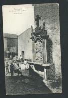 Püttlingen  - Kr. Diedennofen ( Lothr.) Altes Kreuz Zbb87 - Thionville