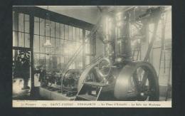 Saint Pierre Penmarch - Le Phare D'Eckmuhl - La Salle Des Machines Zbb91 - Penmarch