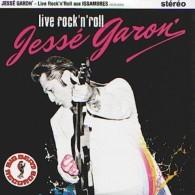 Jesse GARON - Live Rock'n'roll Aux Issambres - LP + CD - BIG BEAT RECORDS - BOURVIL - Jerry Lee LEWIS - Rock