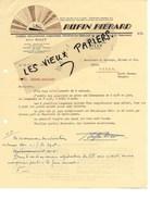 Belgique - GILLY - Facture RUFIN PIERARD - Scierie - Exploitations Forestières - Bois - 1939 - REF 97E - Belgio