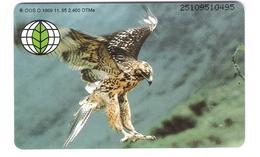 Germany - O 1869  11/95 - Deutsche Umwelthilfe - Adler - Eagle - Vogel - Bird - Greifvogel - Deutschland