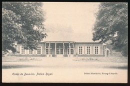 CAMP VAN BEVERLOO = PALAIS ROYAL - Leopoldsburg (Kamp Van Beverloo)