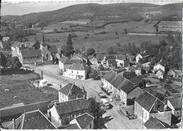 ALLIGNY-EN-MORVAN 58 NIÈVRE 4 EN AVION AU-DESSUS DE ... VUE GÉNÉRALE  EDIT. LAPIE - France