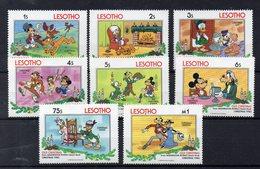 LESOTHO    Timbres Neufs **  De 1983 ( Ref 5477 ) Disney - Noël - Lesotho (1966-...)