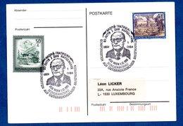 Autriche  -  Postkarte --  Cachet  Sonderschau  -  1/12/1991 - 1991-00 Cartas
