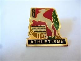 PINS USCRD ATHLETISME  / CHEVAL / 33NAT - Athletics