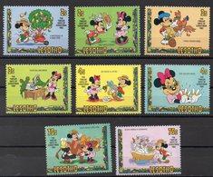 LESOTHO    Timbres Neufs **  De 1982 ( Ref 5478 ) Disney - Noël - Lesotho (1966-...)