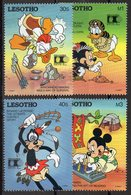 LESOTHO    Timbres Neufs **  De 1992 ( Ref 5479 ) Disney - Expo Colomb à Chicago - Lesotho (1966-...)