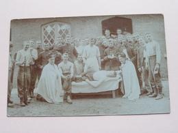 2de Regiment Chasseurs A Pied ( Jos Jansen ? ) Camp BEVERLOO () Anno 191? > Minderhout ( Zie Foto Voor Details ) ! - Humor