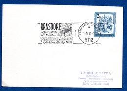 Autriche  -  Postkarte --  Cachet Arnsdorf  10/12/1990 - 1991-00 Cartas
