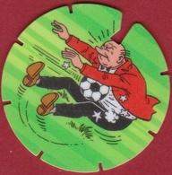 1995 Flippo Nr. 63 Persil Lambik Strip Stripfiguur Suske En Wiske Vandersteen Willy Comics Bande Dessinée - Publicité