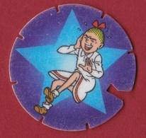 1995 Flippo Nr. 63 Persil Strip Stripfiguur Suske En Wiske Vandersteen Willy Comics Bande Dessinée - Advertising