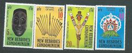 NOUVELLES-HEBRIDES  N°  563/66  **  TB  1 - French Legend
