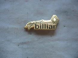 Pin's N°162 De L'Espace Billar De Chez RENAULT - Renault