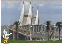 Entier Postaux De Tourisme - Vasco Da Gama Bridge (Lisboa) - Portugal - Postal Stationery