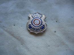 Pin's Police CPPA (Cleveland Police Patrolmen's Association) - Police