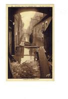44 - NANTES Sous L'eau - Inondation Janvier 1936 - Gaby 25 - Chaussée De La Madeleine - Cour Douard - Homme Barque - Nantes