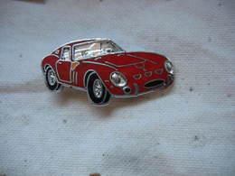 Pin's Ferrari? De Couleur Rouge - Ferrari