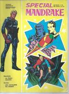 MANDRAKE Spécial  N° 83  -   REMPARTS  1970 - Mandrake