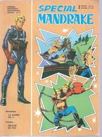 MANDRAKE Spécial  N° 93  -   REMPARTS  1971 - Mandrake