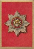 Ordres Et Medailles Allemandes - N°31 -  Waldorf-Astoria Cigarettes Allemandes 1933 - Cigarette Cards