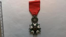 Médaille Chevalier Légion D'honneur 1870 - France