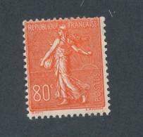FRANCE - N°YT 203 NEUF* AVEC CHARNIERE - COTE YT : 30€ - 1924/32 - 1903-60 Semeuse Lignée