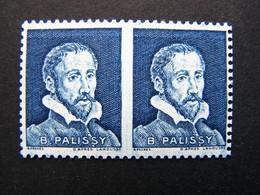BERNARD PALISSY N° Pa44 ** NEUF SANS CHARNIERE VIGNETTE EXPERIMENTALE - Essais