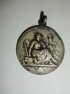 Médaille Belgique Comice De Fleron 1907 (Fisch Cie) - Professionals / Firms