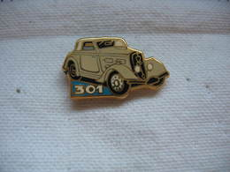Pin's Peugeot 301 - Peugeot