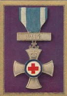 Ordres Et Medailles Allemandes - N°218 -  Waldorf-Astoria Cigarettes Allemandes 1933 - Cigarette Cards