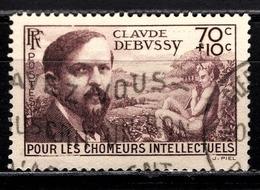 FRANCE 1939 - Y.T. N° 437  - OBLITERE - - Used Stamps