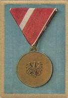 Ordres Et Medailles Allemandes - N°287 -  Waldorf-Astoria Cigarettes Allemandes 1933 - Cigarette Cards