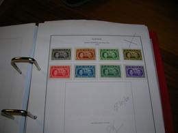Albania PO 1938 Queen Geraldine .Scott.281/288+See Scan On Scott.Page - Albania