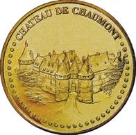41 LOIR ET CHER CHAUMONT SUR LOIRE LE CHÂTEAU MÉDAILLE MONNAIE DE PARIS 2018 JETON TOKEN MEDALS COINS - Monnaie De Paris