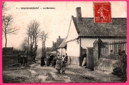 Gouzeaucourt - Le Berceau - Enfant - Animée - 1907 - Edit. P.L. Rue Des Arts à Lille - De MALINCOURT ( Domestique ) - Marcoing