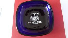 CENDRIER  DE VENOGE EPERNAY    *** *      RARE    ******  A   SAISIR ****** - Asbakken