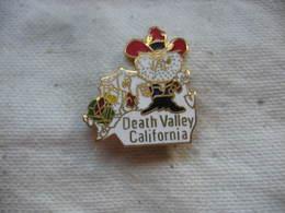 Pin's De La Ville De DEATH VALLEY En Californie - Cities