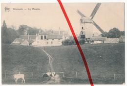 PostCard - Dixmude Diksmuide - Le Moulin Mühle Mill - 1915 - Diksmuide