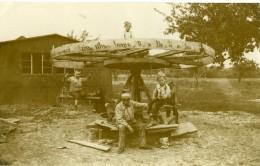 France Ou Allemagne? Première Guerre Mondiale Les Enfants & La Guerre Ancienne Photo 1918 - War, Military