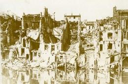 France Verdun? En Ruines Destruction Première Guerre Mondiale Ancienne Photo 1916 - War, Military