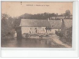 CHEVILLE - Moulin Sur La Végre - Très Bon état - Autres Communes
