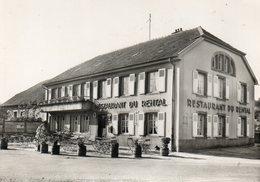 CPSM Dentelée - PLAINE-de-WALSCH (57) - Aspect De La Ferme-Auberge-Restaurant Du Rethal Dans Les Années 50 / 60 - Other Municipalities