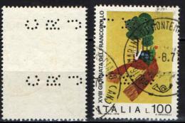 ITALIA REPUBBLICA - PERFIN CRJ - Italia