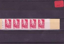 FRANCE : : Y&T : Carnet Type Sabine : 1972-C2** Gomme Mate - Libretas