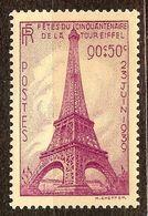 SUPERBE TOUR EIFFEL N°429 NEUF Avec GOMME** Cote 17 Euro PAS D'AMINCI - Unused Stamps
